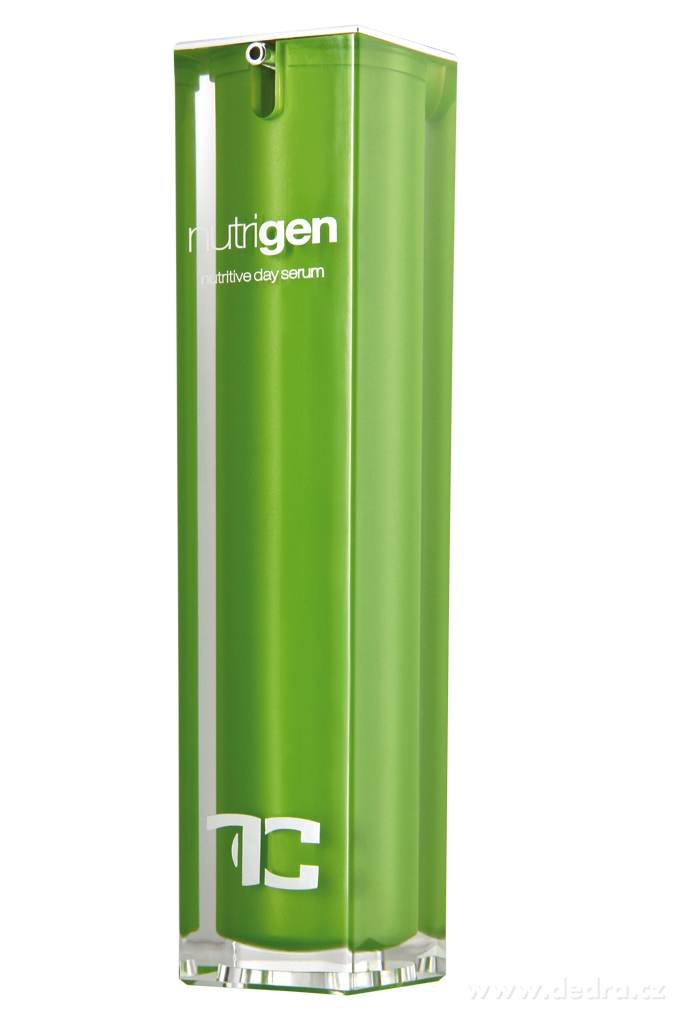 CANNABIUM nutrigen 2in1 denný pleťový krém & sérum v jednom s konopným olejom