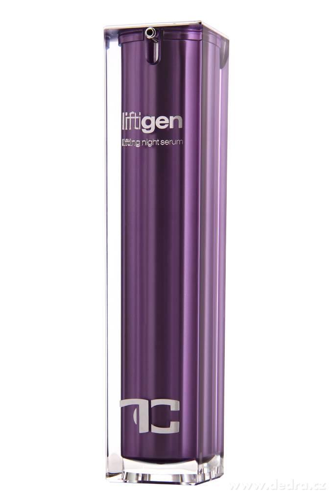 MACADAMIA liftigen 2in1 nočný pleťový krém & sérum v jednom s macadamovým olejom
