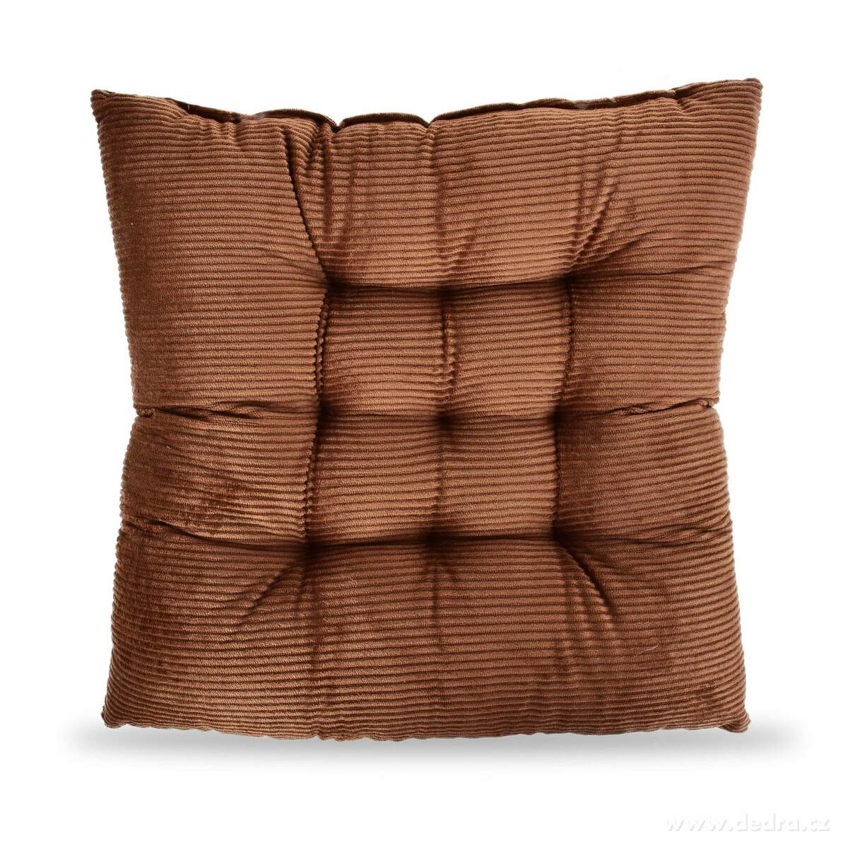 Sedák na stoličky s praktickými šnúrkami