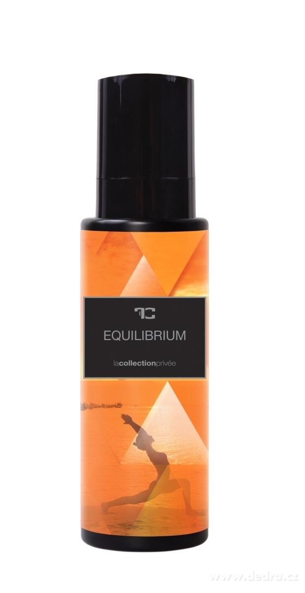 Parfém na ruky s 80 % alkoholu spray/EDC equilibrium LA COLLECTION PRIVÉE