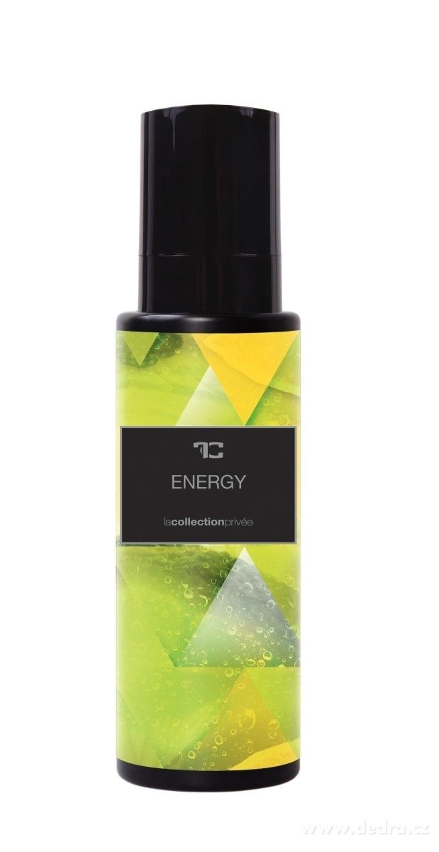 Parfém na ruky s 80 % alkoholu spray/EDC energy LA COLLECTION PRIVÉE