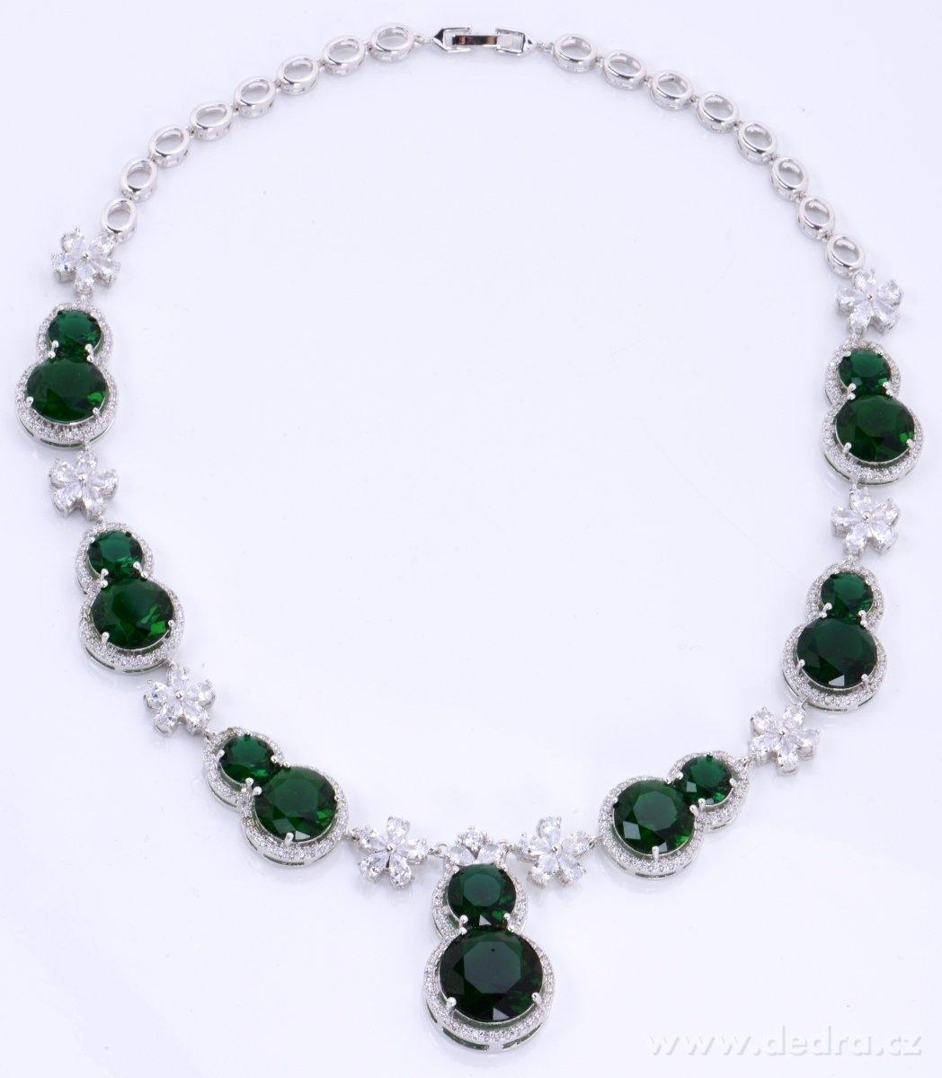 c75ad2cfb 3 DÍLNÝ LUXUSNÍ SET, v barvě smaragdu - Vaše DEDRA - oficiálne stránky