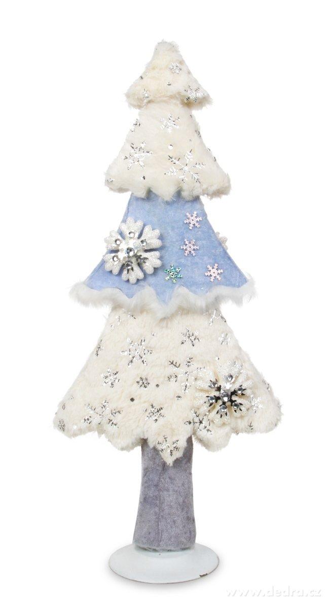 Dekoratívny stromček WHITE&BLUE