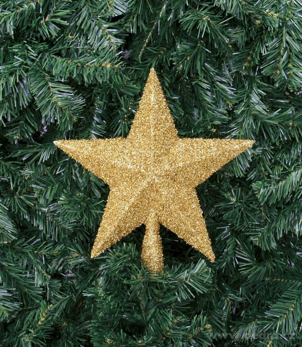 Špic na vianočný stromček