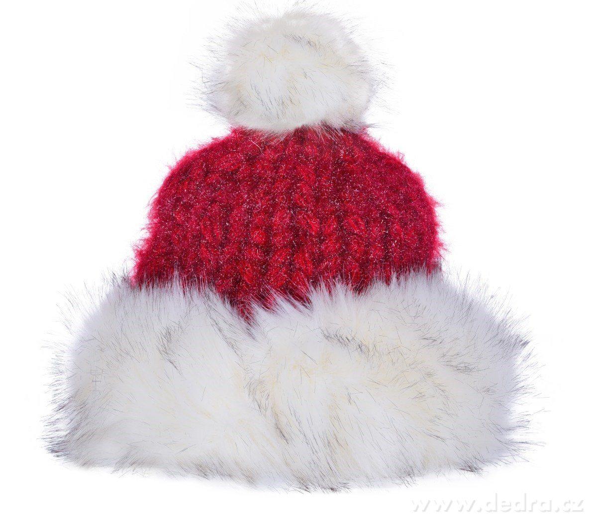 Pletená čiapka POLARIS