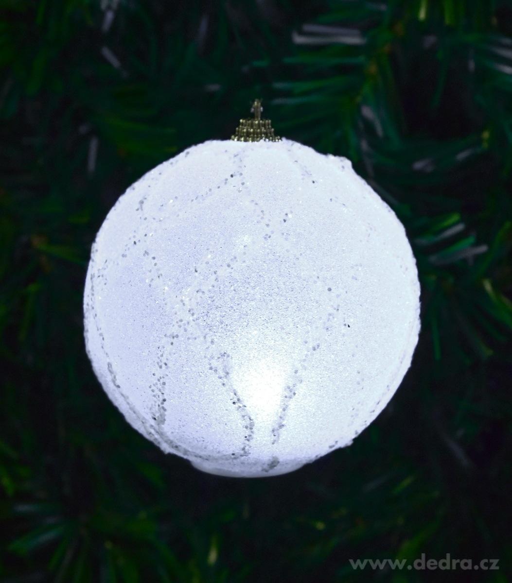 XL svietiaca LED guľa