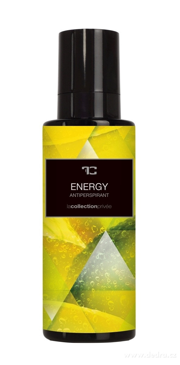 ANTIPERSPIRANT SPRAY energy