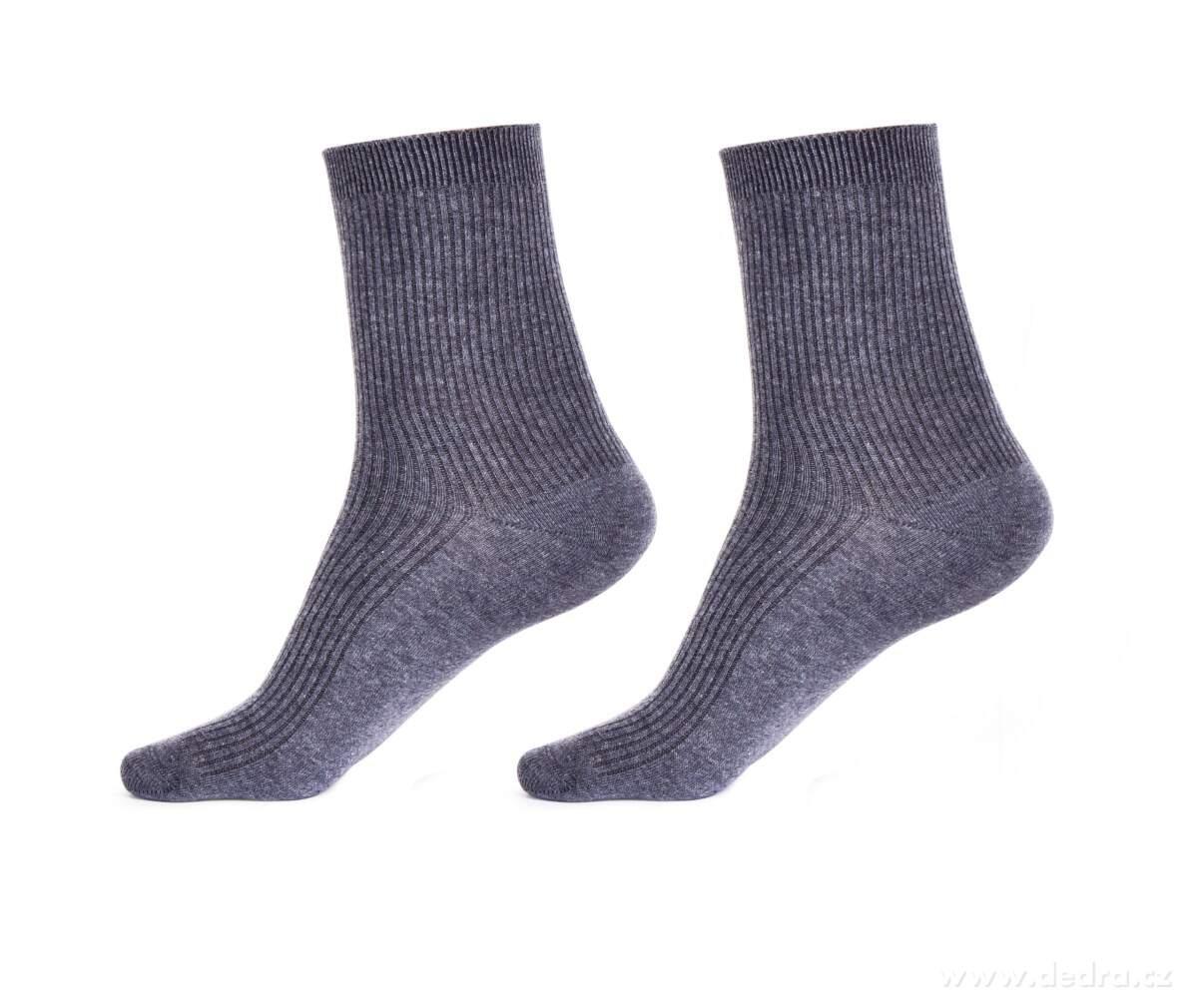 Komfortné zdravotné ponožky