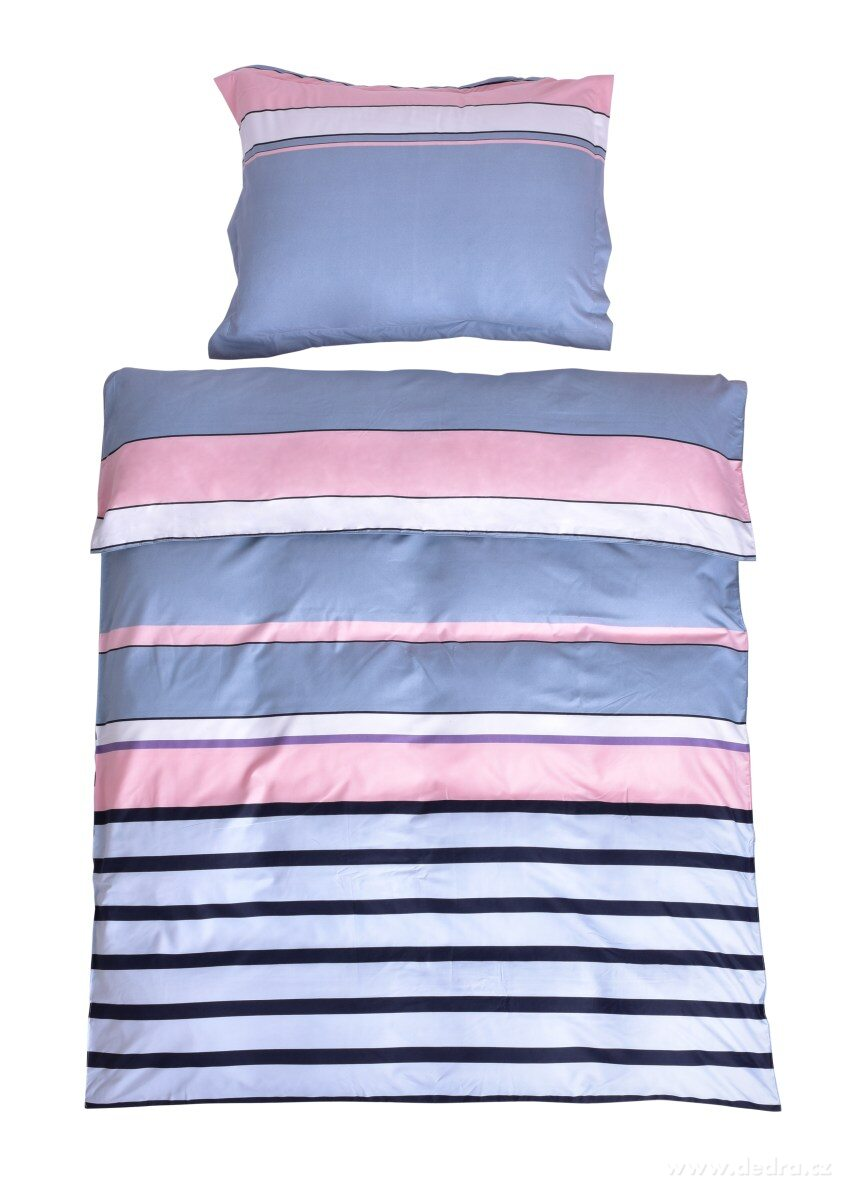 2 dielna posteľná súprava pre 1 osobu