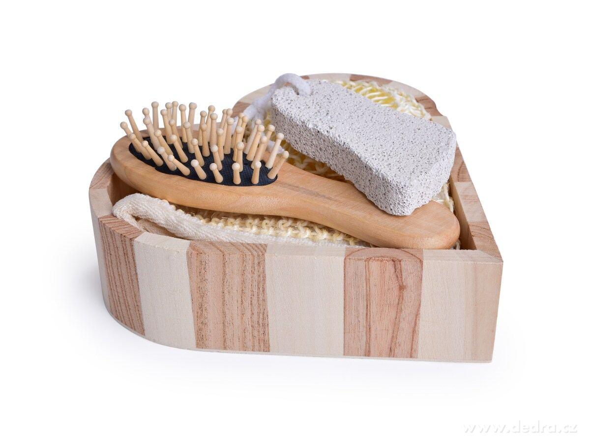 KÚPEĽŇOVÝ SET praktická sada všetkého potrebného nielen na kúpanie