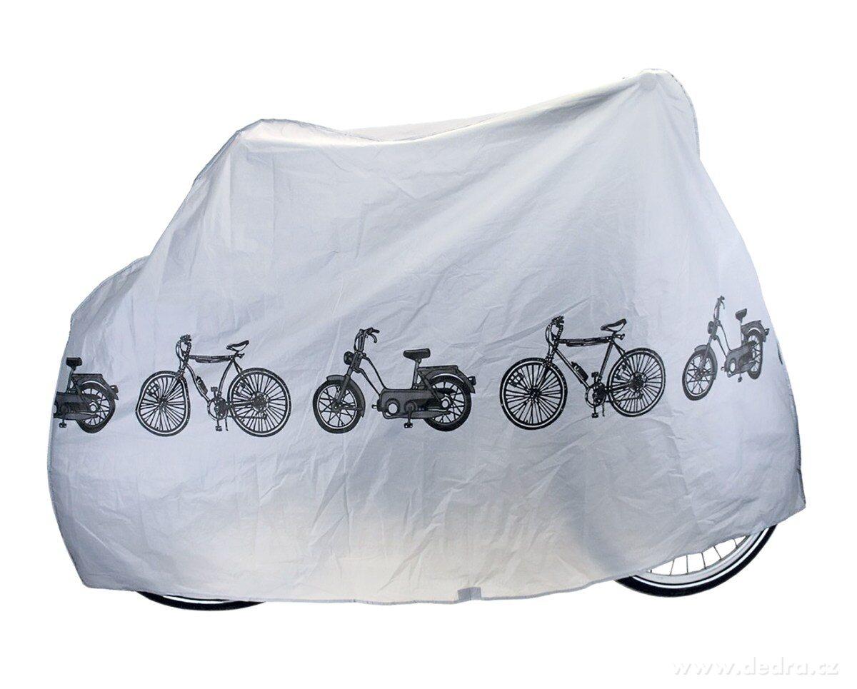 Ochranná plachta / poťah na bicykel, moped alebo skúter