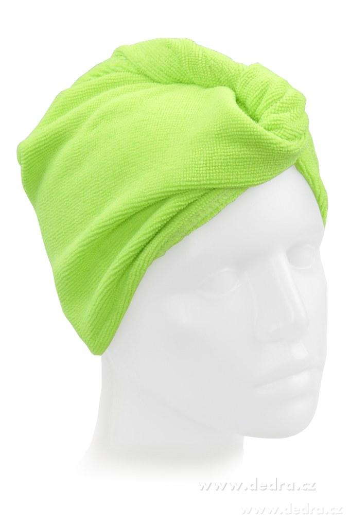2 ks turban na vysúšanie vlasov