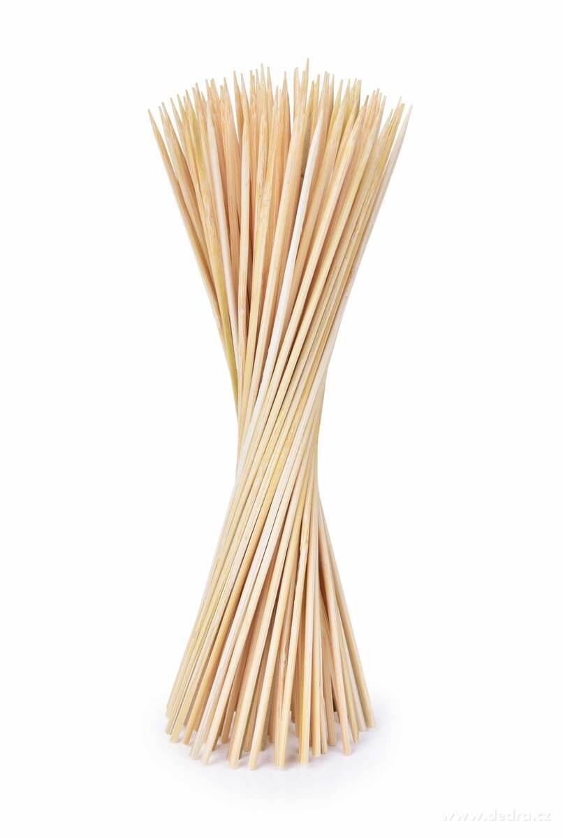 80 ks bambusové špajdle GoEco®