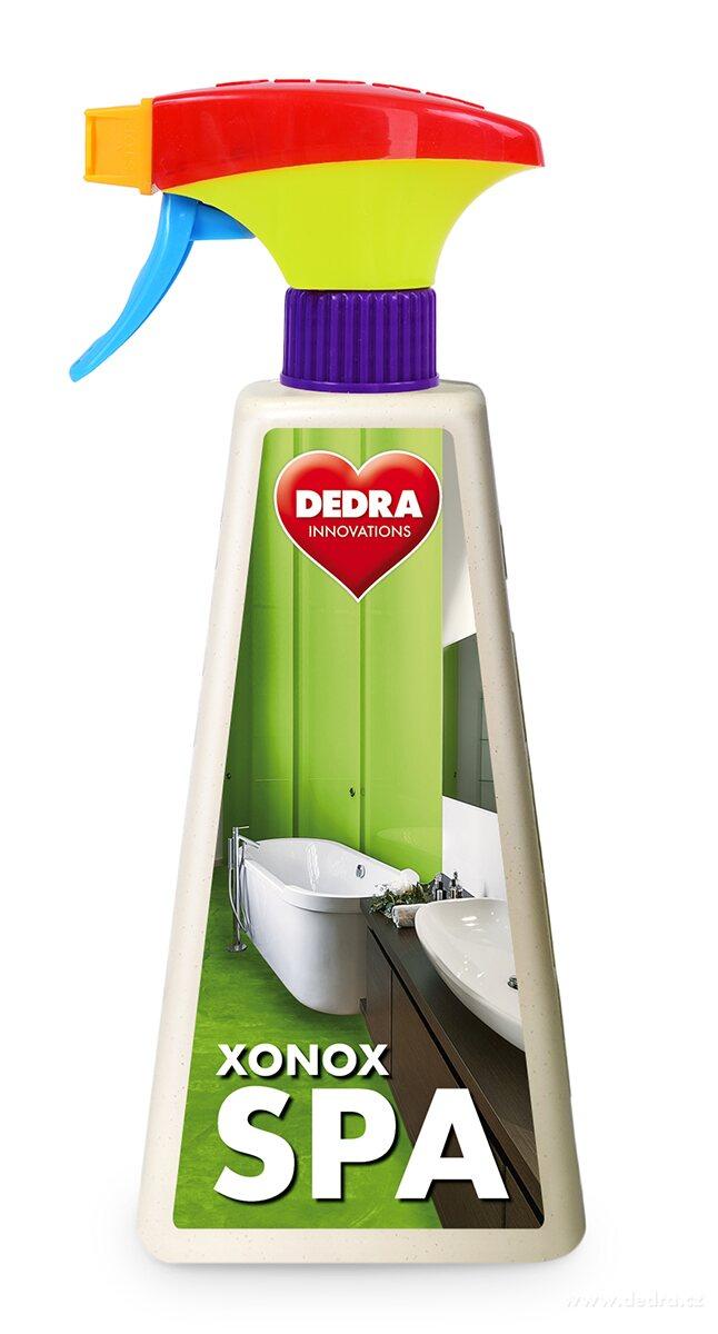 Intenzívny čistič na kúpeľne XONOX SPA
