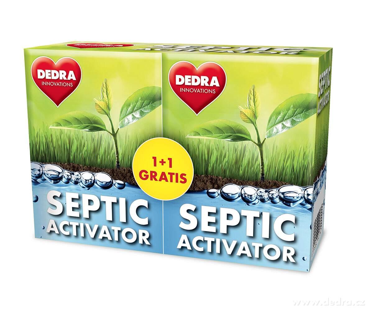 SEPTIC ACTIVATOR aktivátor septikov